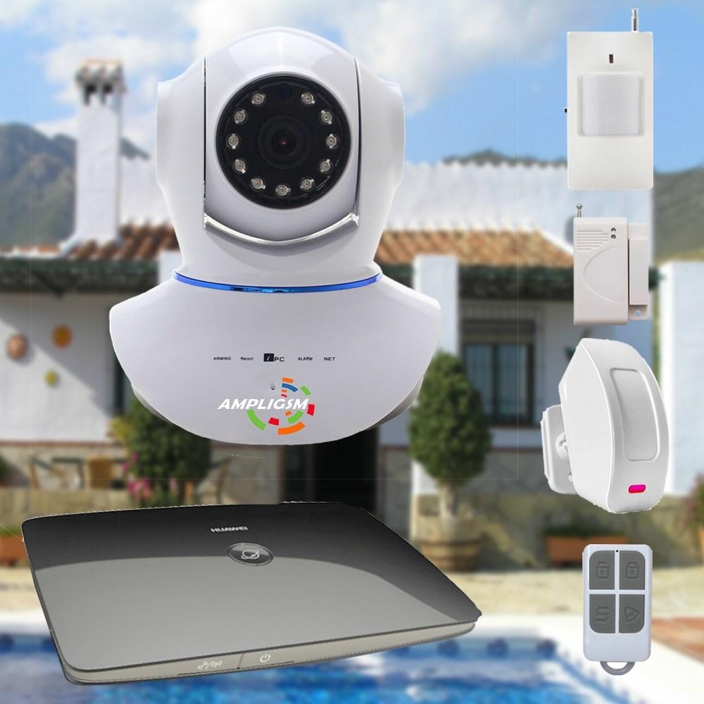 Sistema de videovigilancia para casas de campo y apartamentos con conexi n por internet - 4g en casa yoigo ...