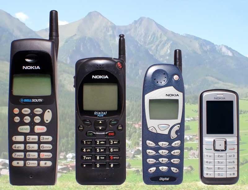 pueden diferentes teléfonos celulares obtener una mejor recepción