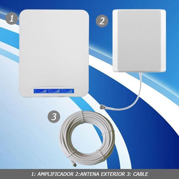 Amplificador cobertura para todas las operadoras DOMIC 9-18-21 (1)